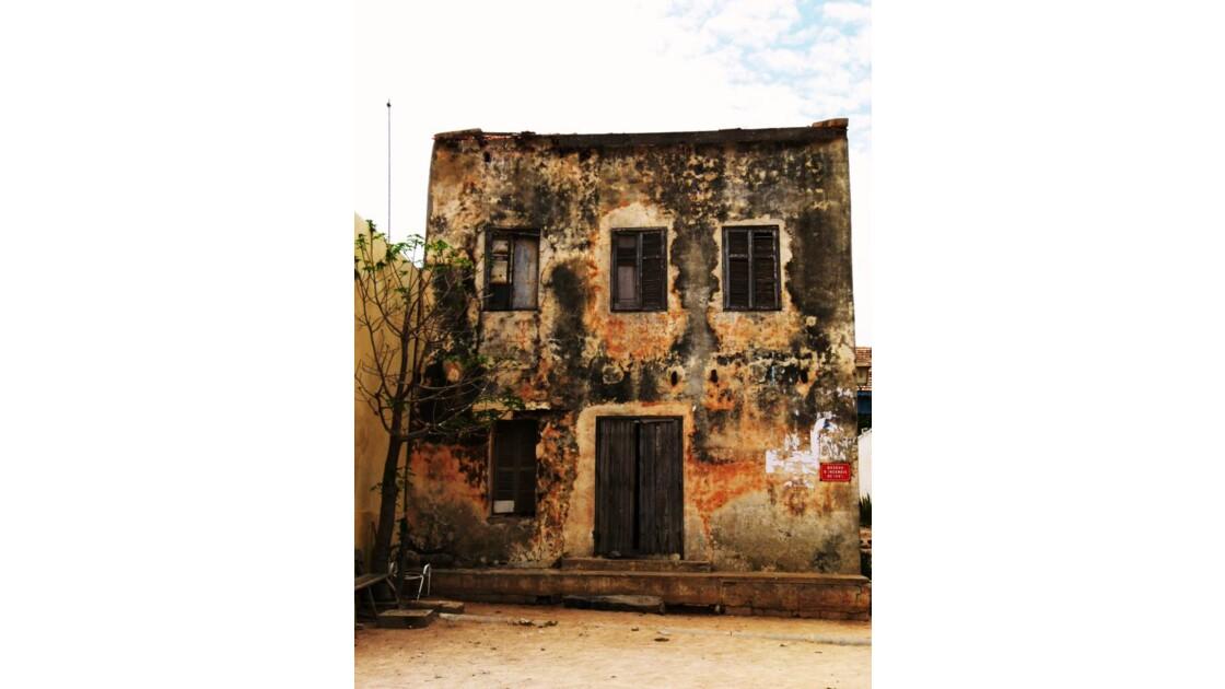 25 -Ile de Gorée (SENEGAL)