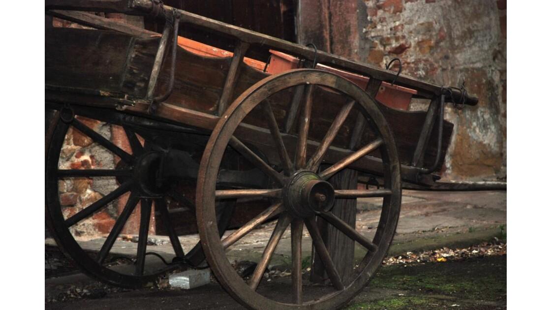 une charrette