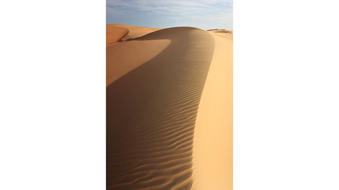 Dunes de sable - Lompoul