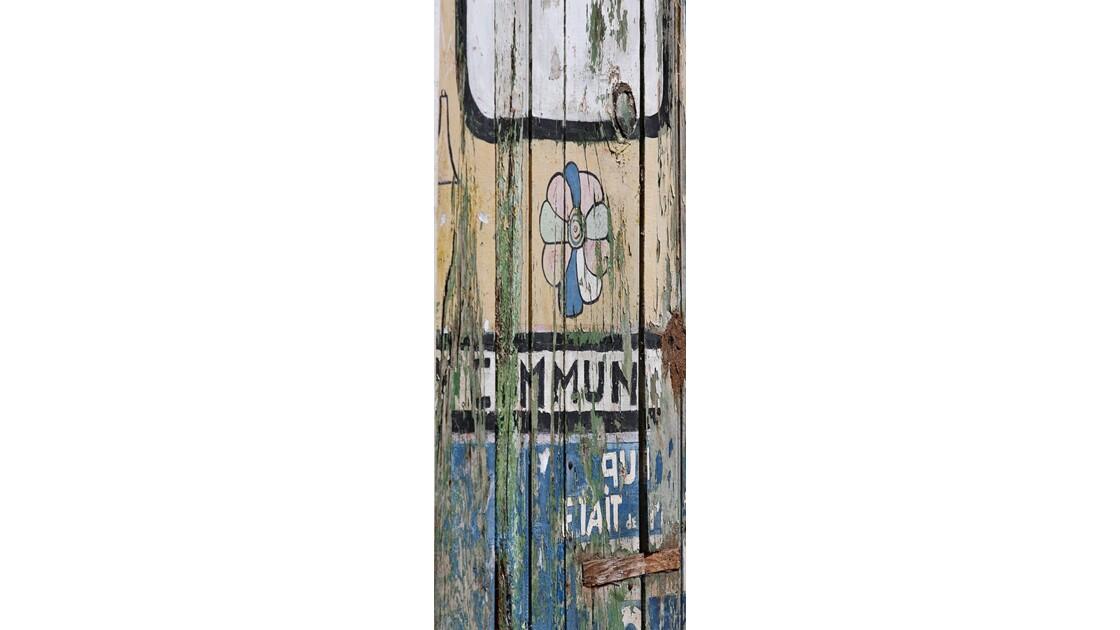 Une porte sur l'Ile de Gorée