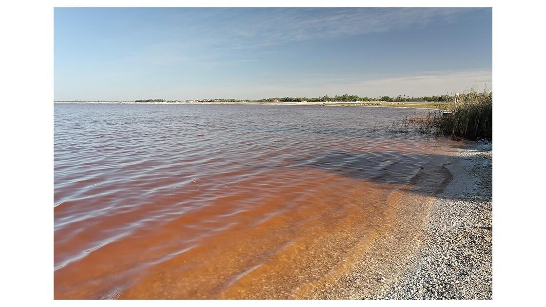 Le Lac Rose de Retba