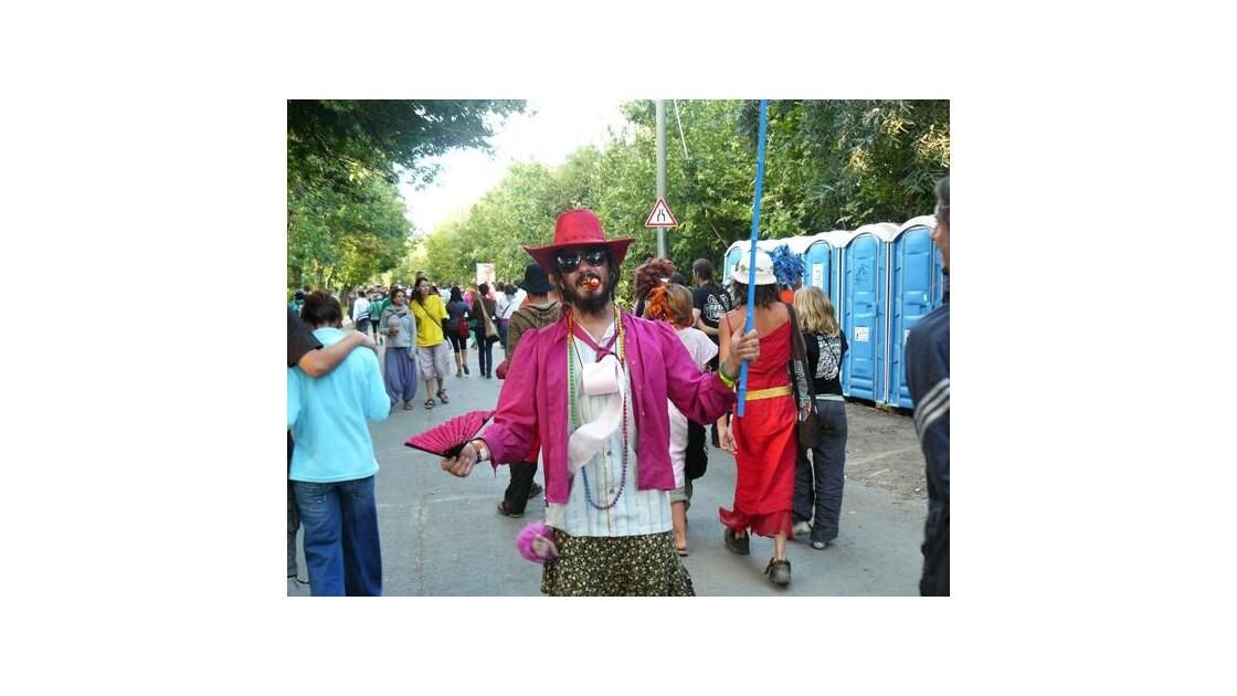 Sziget Festival, 2008, Hongrie, Budapes