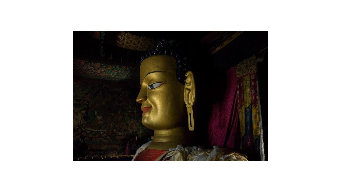 Bouddha Géant 1