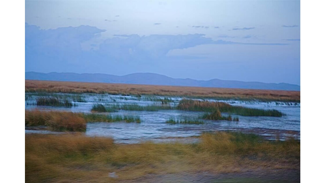 1742 le lac Titicaca