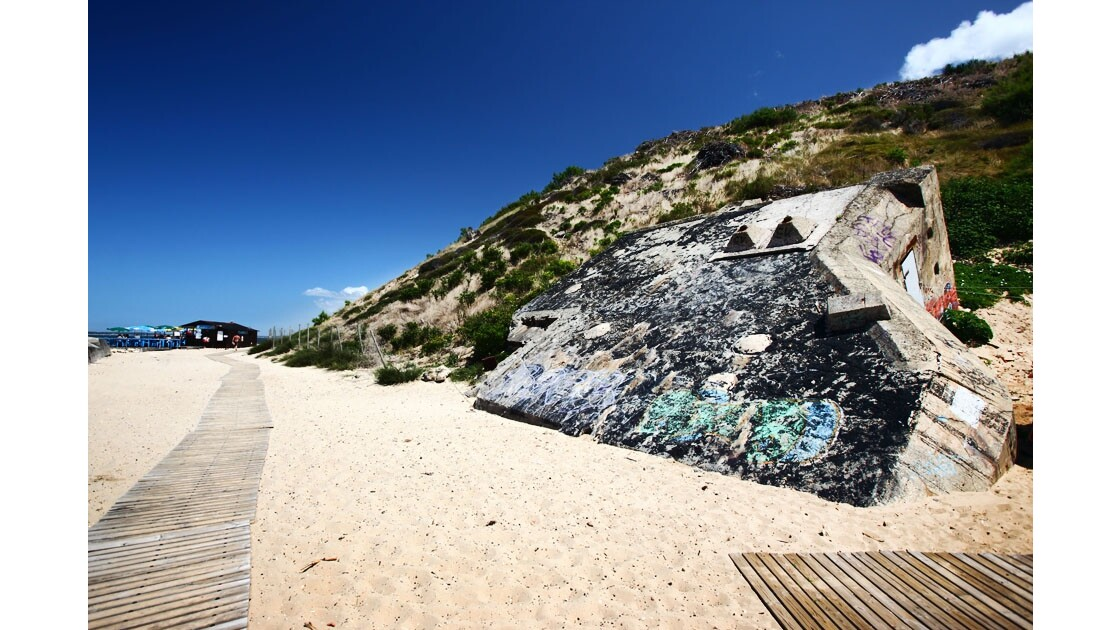 blockhaus dune du pyla