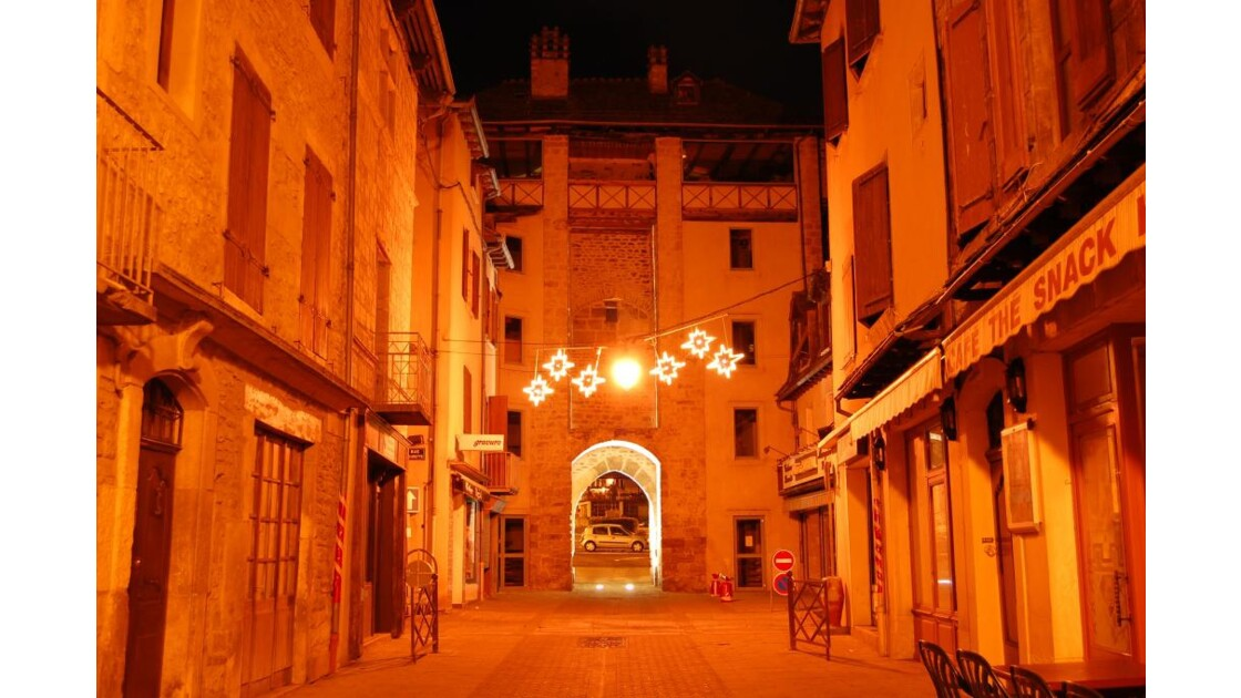 Marvejols rue de la République