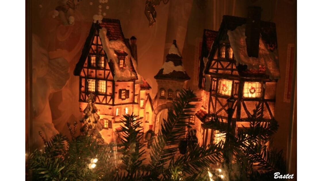 petite maison alsacienne