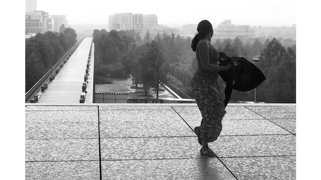 Instant de vie - Sous la pluie