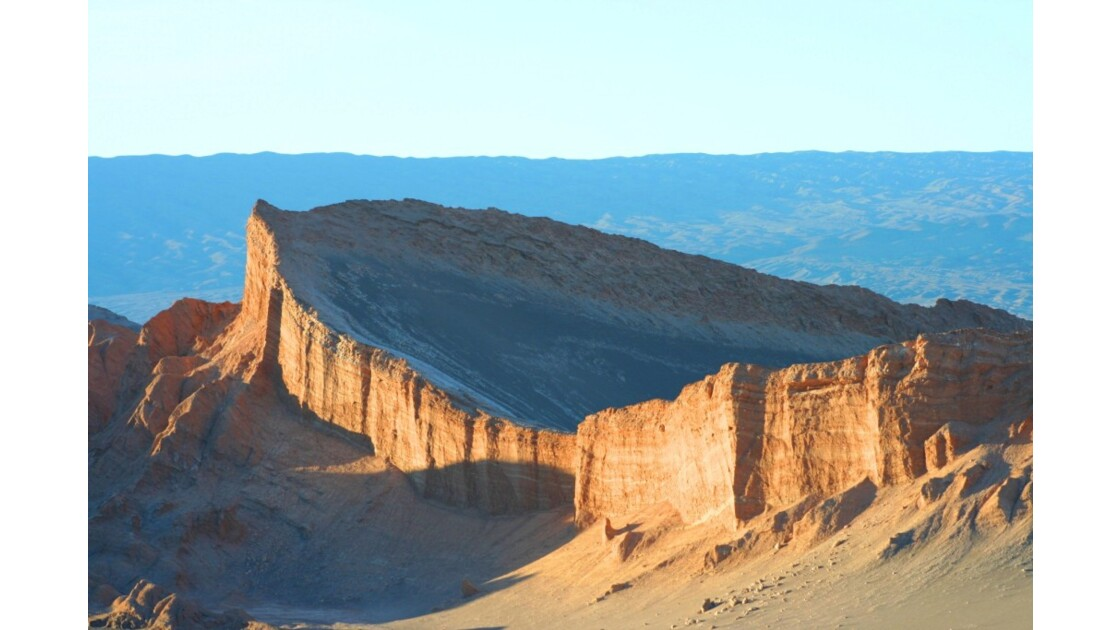 Amphithéatre de la Vallée de la luna