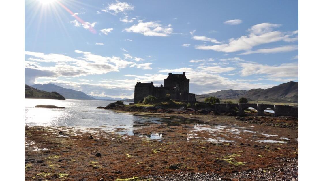 Eliann castle, Scotland