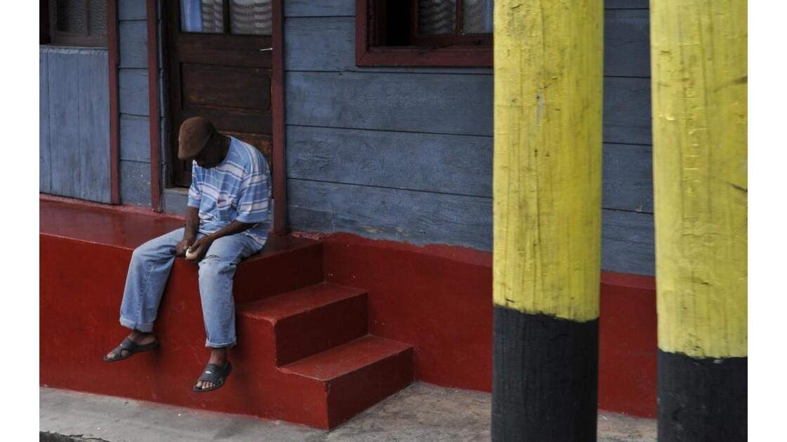 Jours tranquilles à Sainte-Lucie