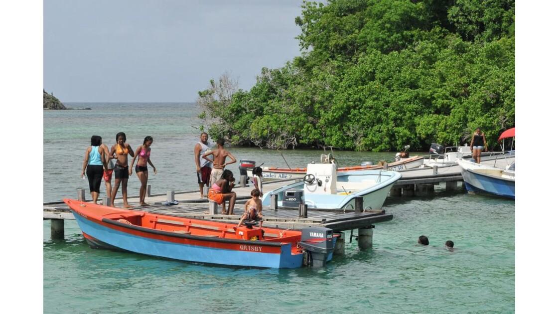Martinique, îlet Madame