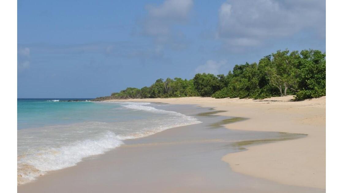 Martinique, Grande Anse des Salines