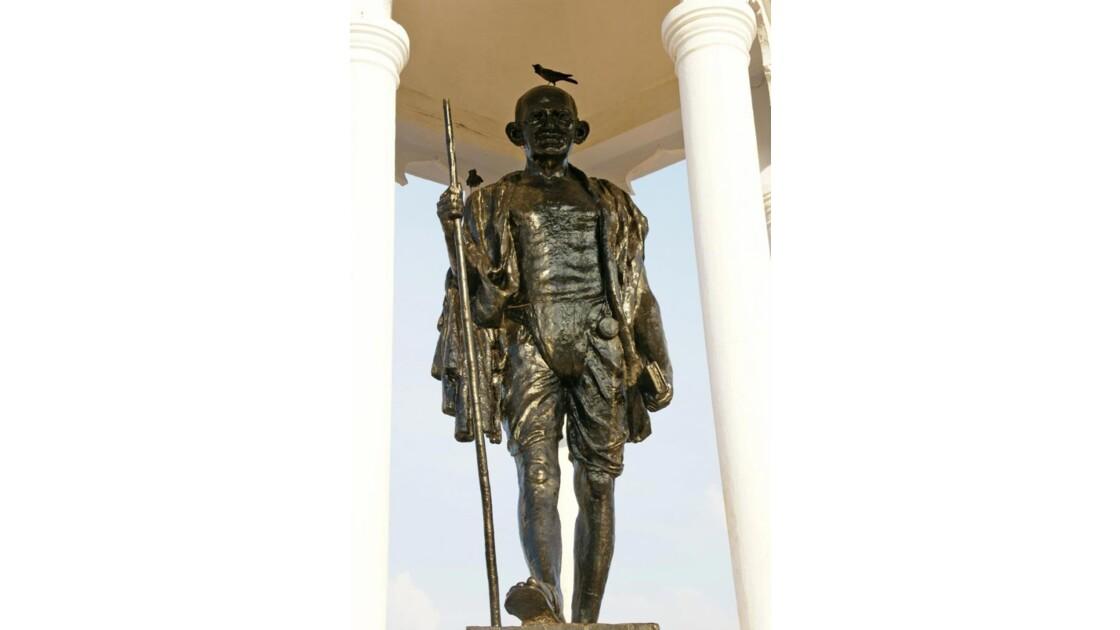 Pondichery Gandhi