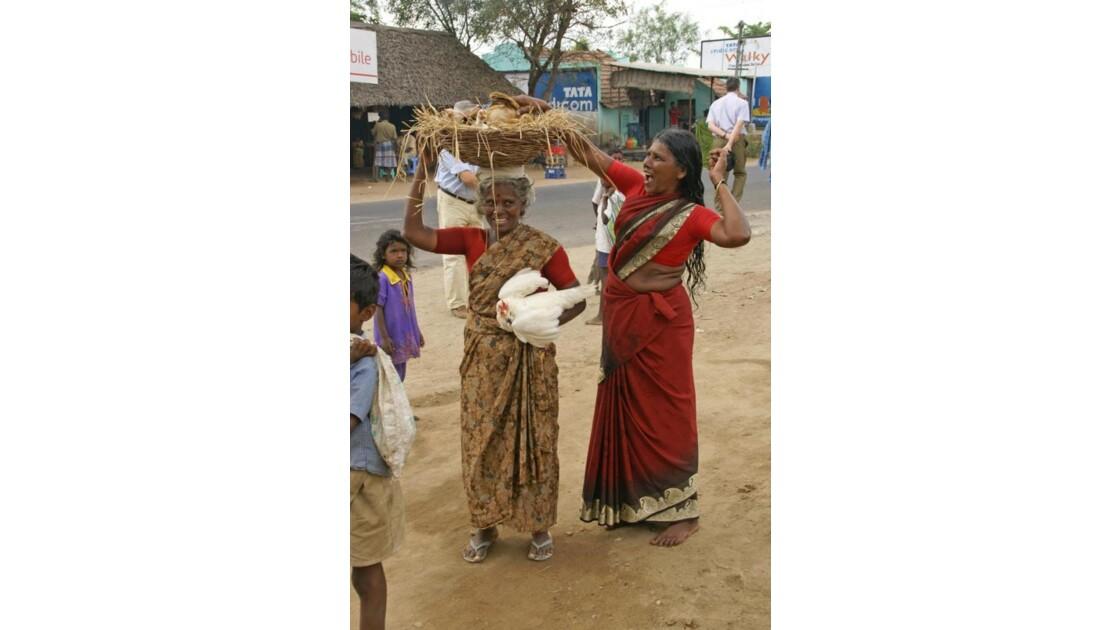 Tamil Nadu dans la Campagne