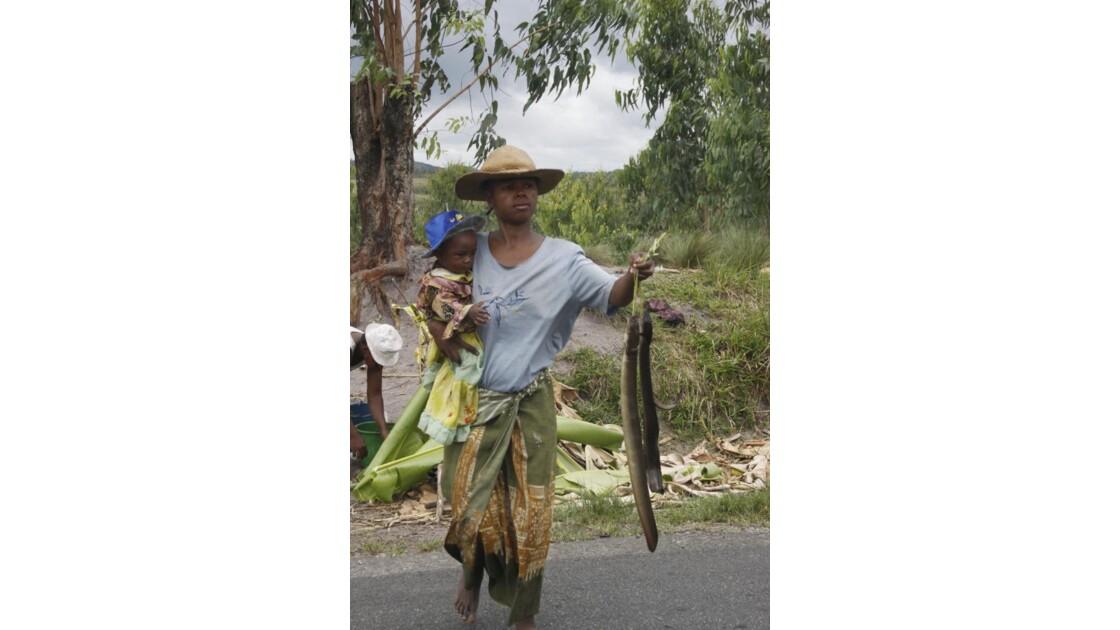 La vendeuse d'anguilles