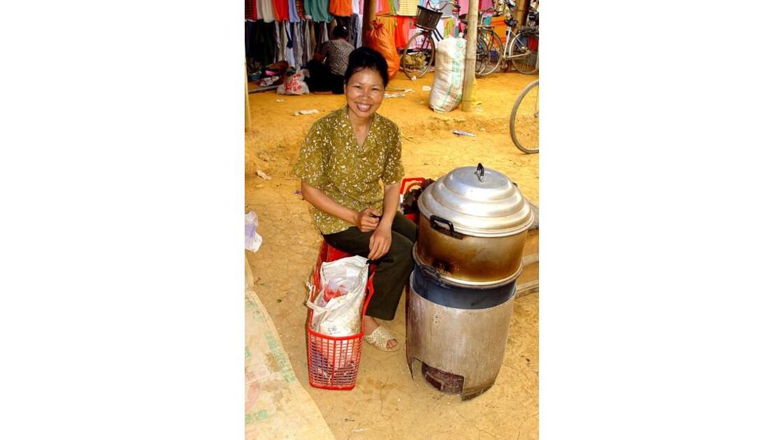 marché local...très local vers Bac Ha(6