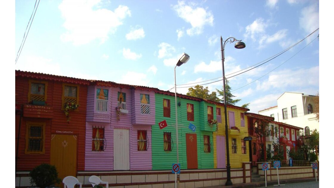 Istanbul_maisons bariolées