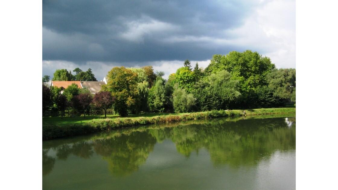 La Meuse a Sedan