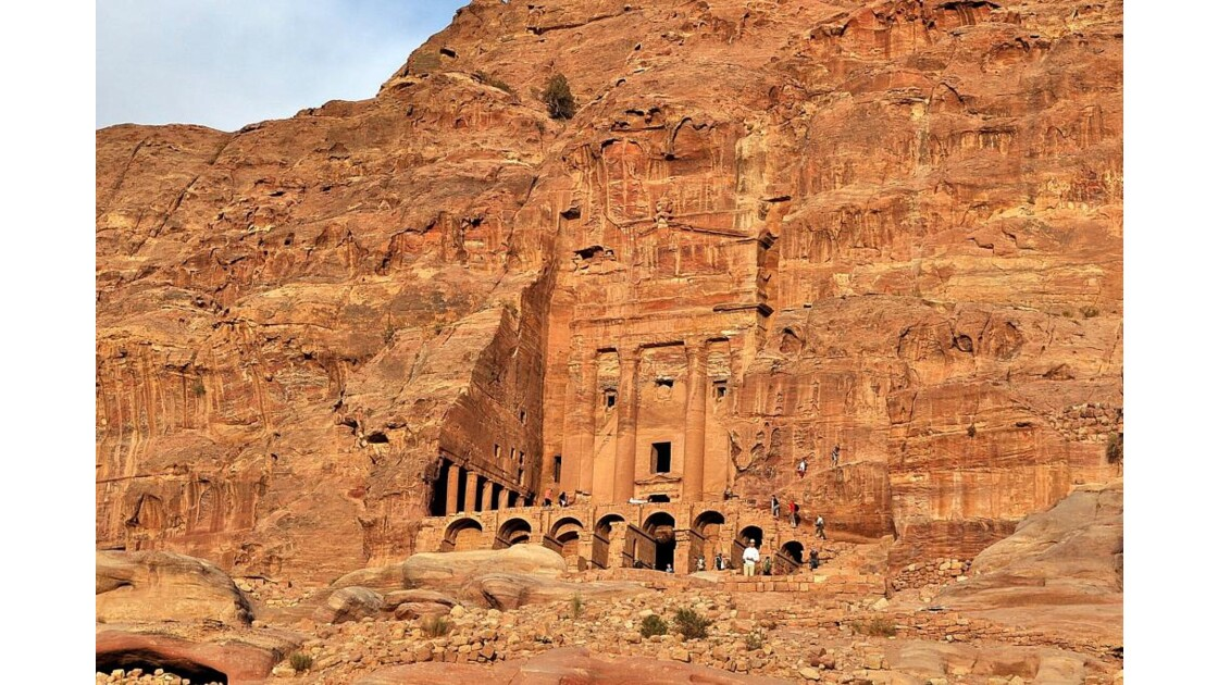 PETRA: tombes royales 3