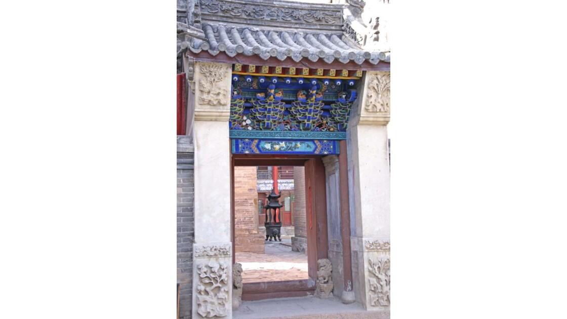 Nanshan Si Monastère taoiste
