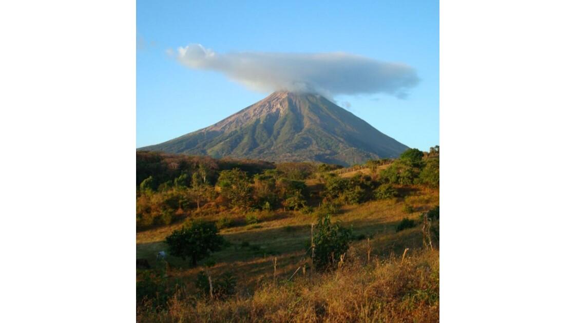 Volcan Concepcion sur l'île d'Omotepe