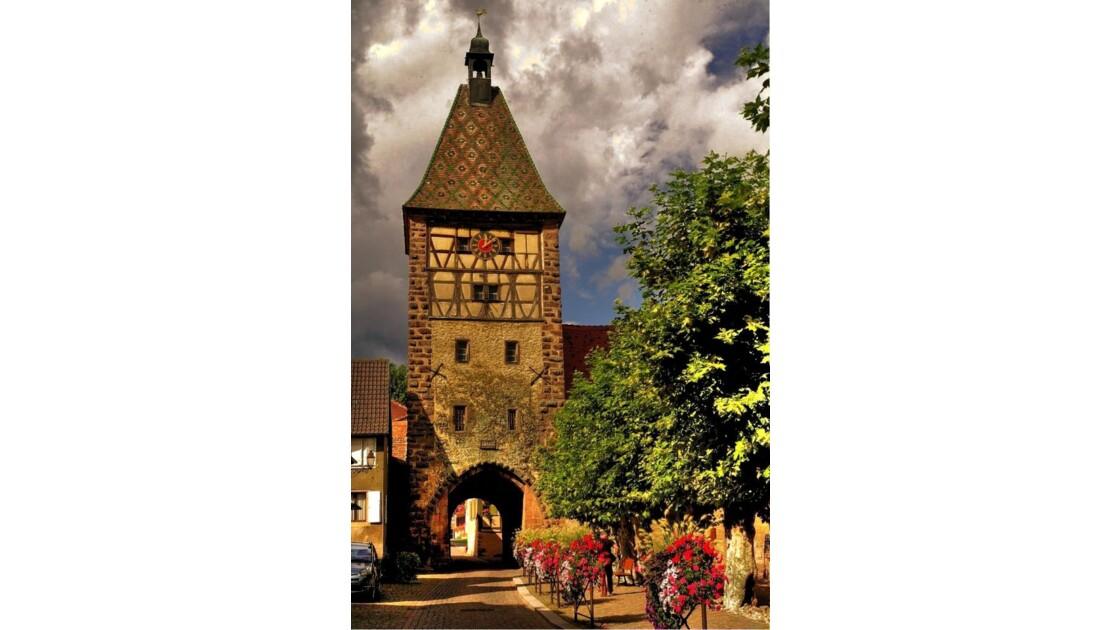 Bergheim, la médiévale