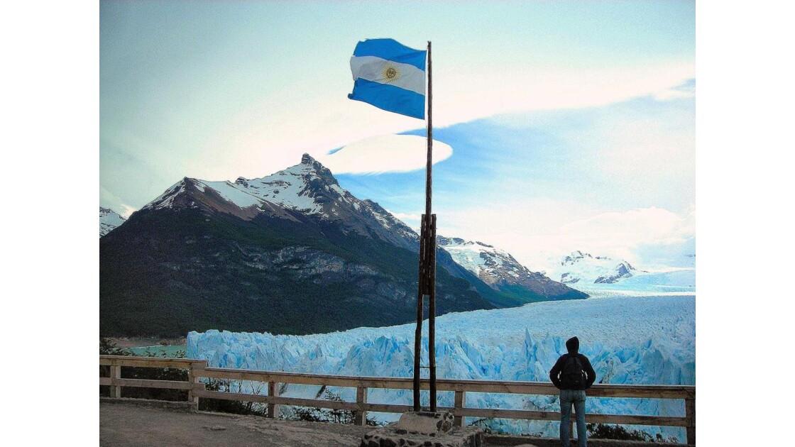 Le Perito Moreno, glacier argentin