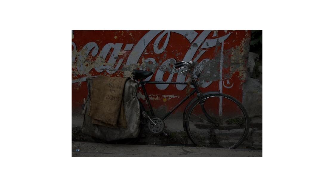 Vélo Manali