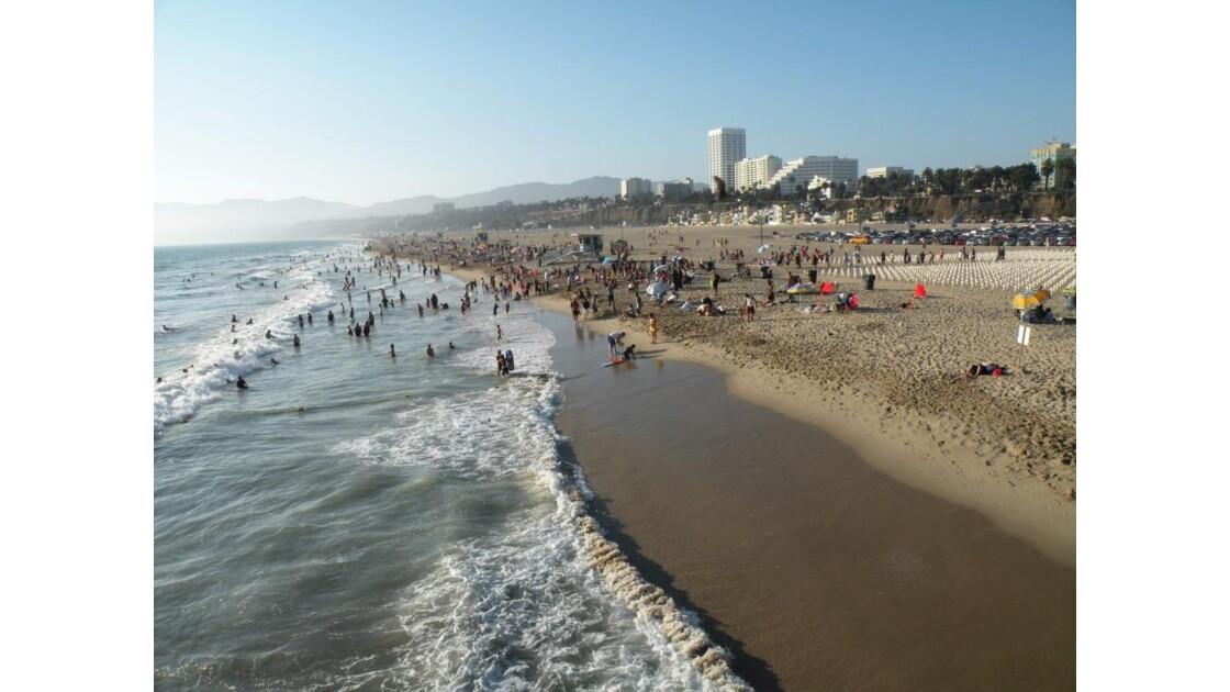 Santa Monica Beach, L.A
