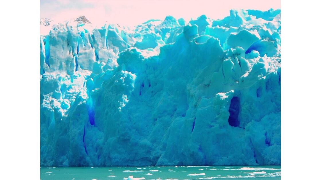 Le glacier Spegazzini