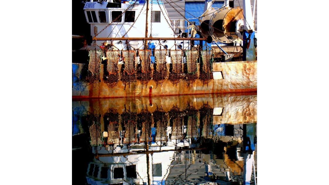 Dieppe : rouille