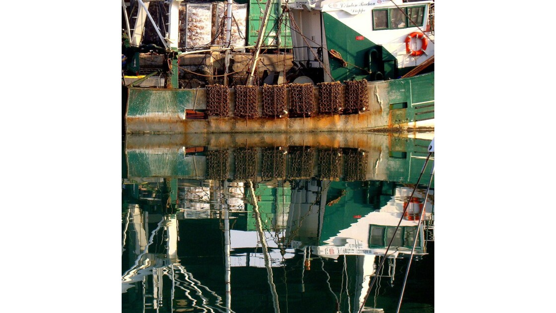Dieppe : la bouée rouge