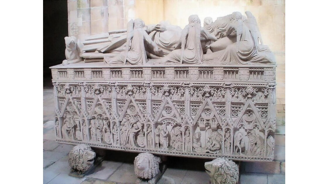 alcobaça tombeau