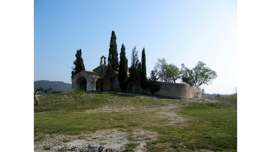 Chapelle d'Eygalières