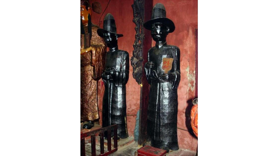 Temple taoiste Ngoc Hoang