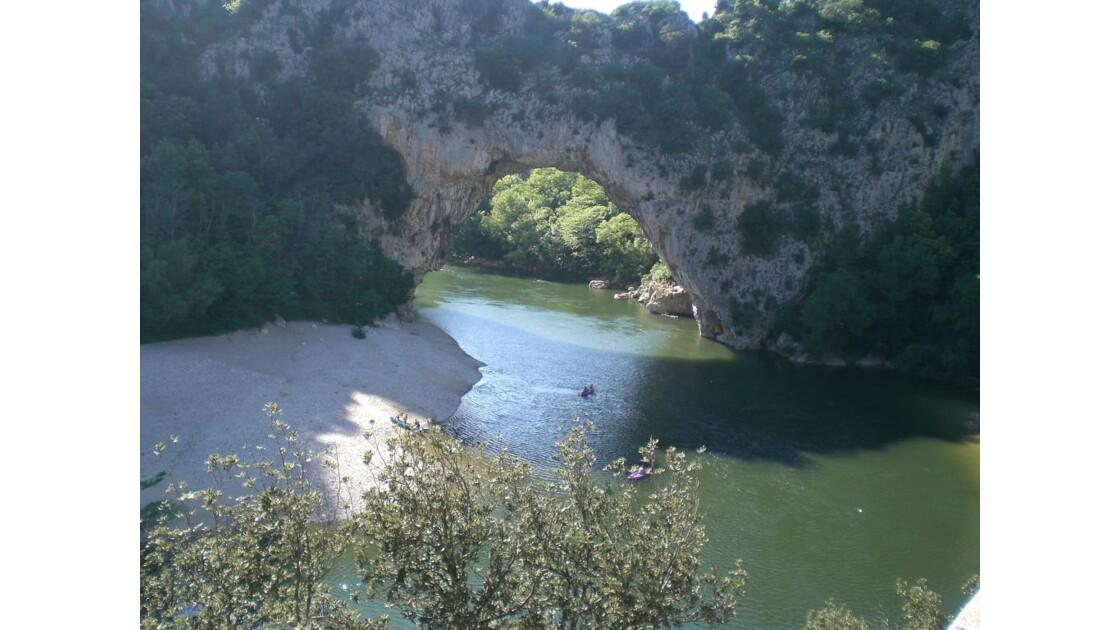 pont d'arque
