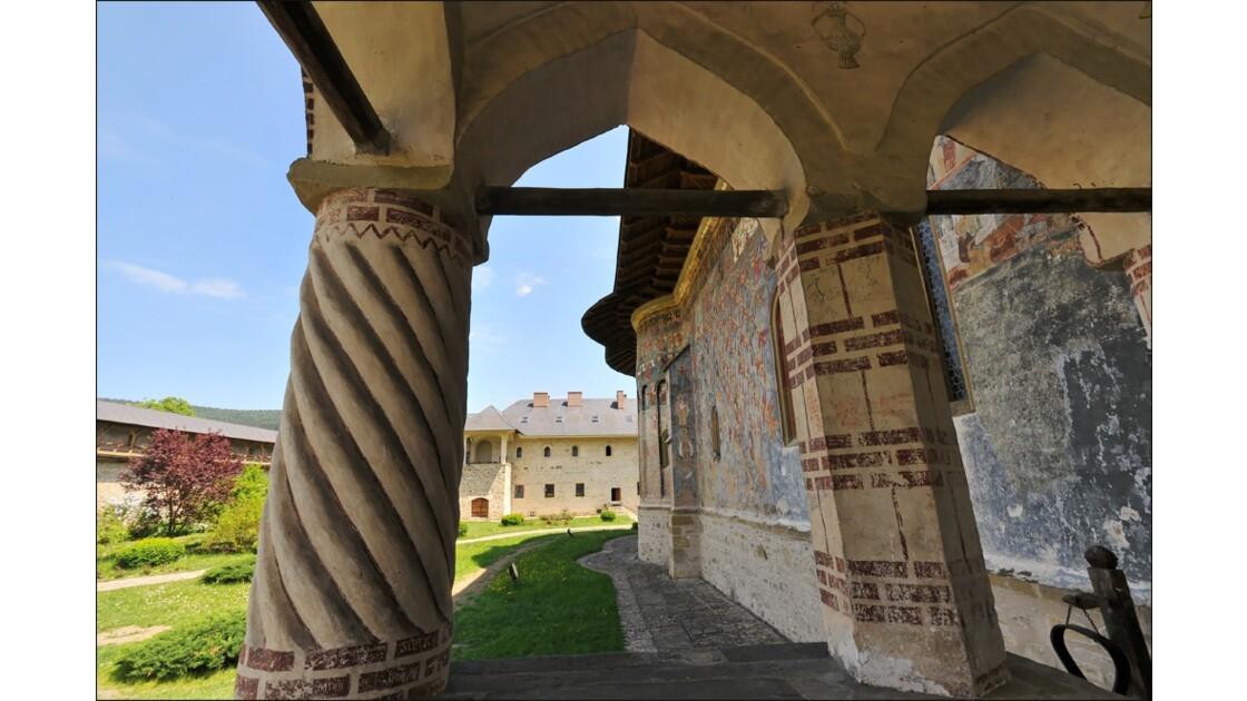 monastère Sucevita 2
