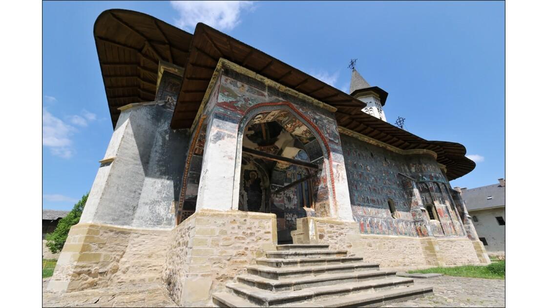 monastère Sucevita 3