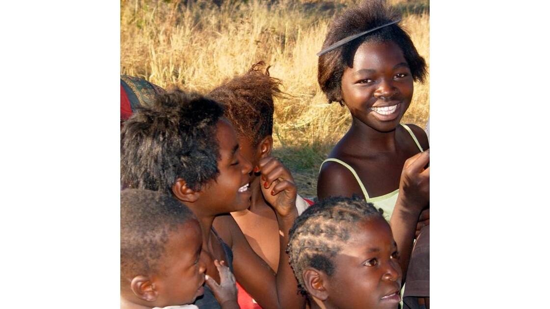 en Namibie