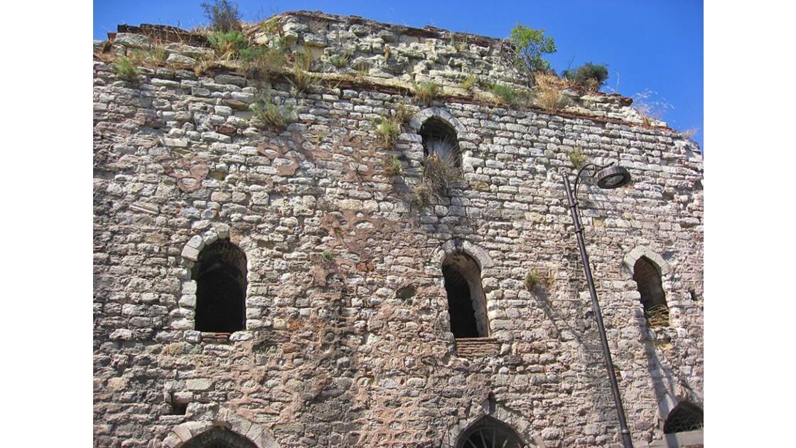 Hammam d'Ishak Pasha ... en ruines !