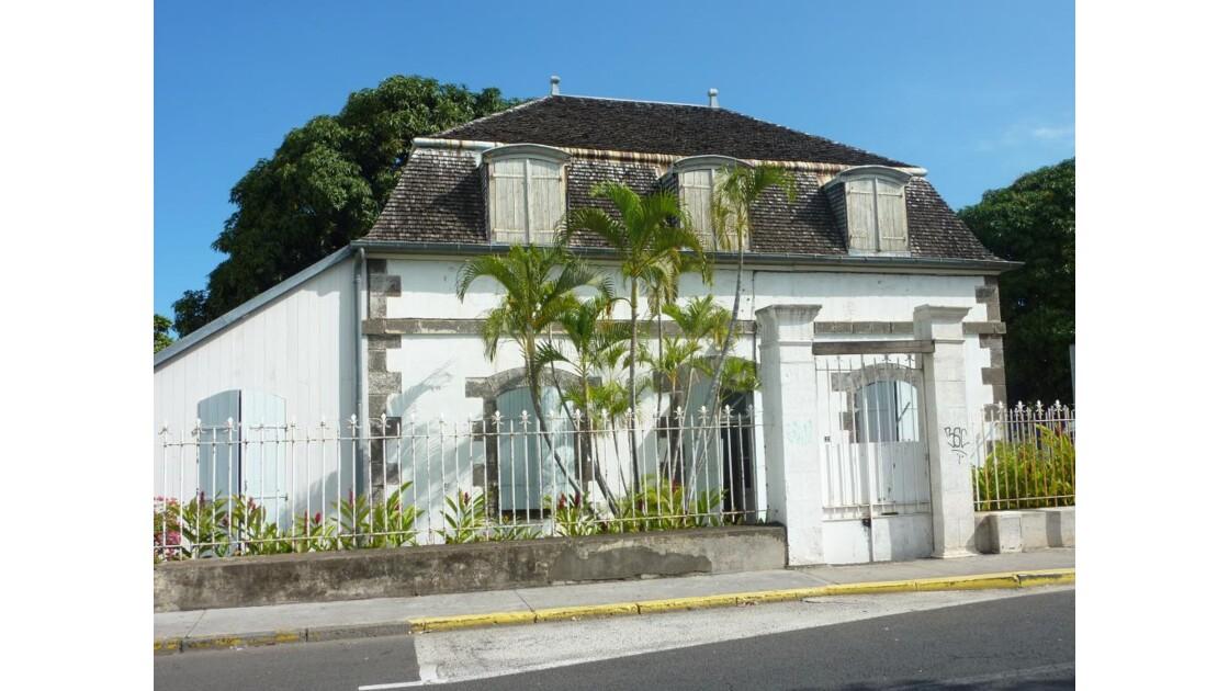 Maison Adam de Villers  à St Pierre