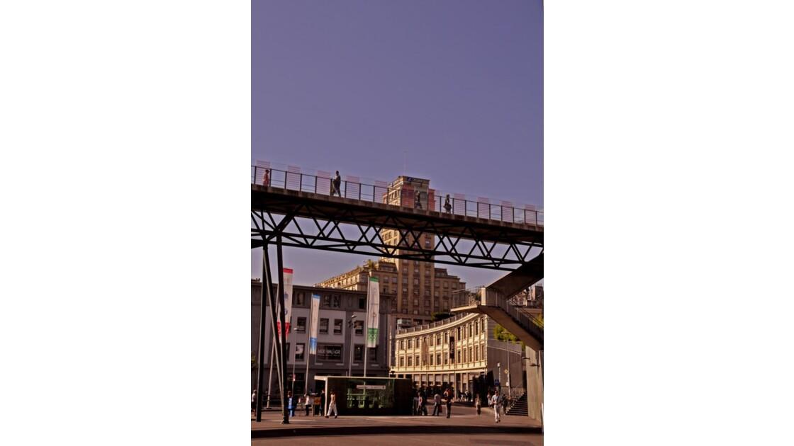 tour Bel-Air et place de l'Europe