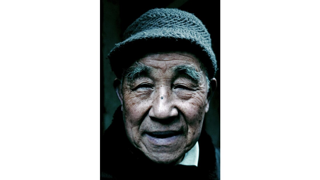 An old china man