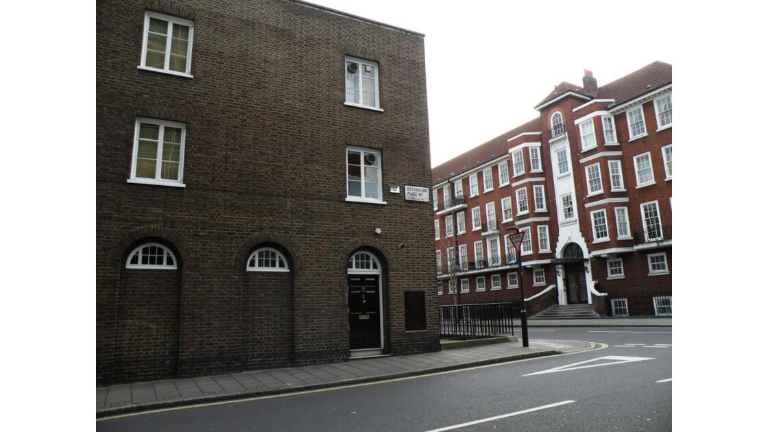 Bryanston Place,Marybelone,Londres