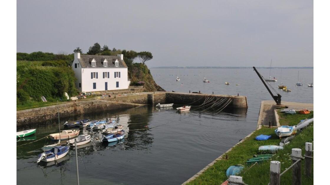 Île de Groix, Port Lay