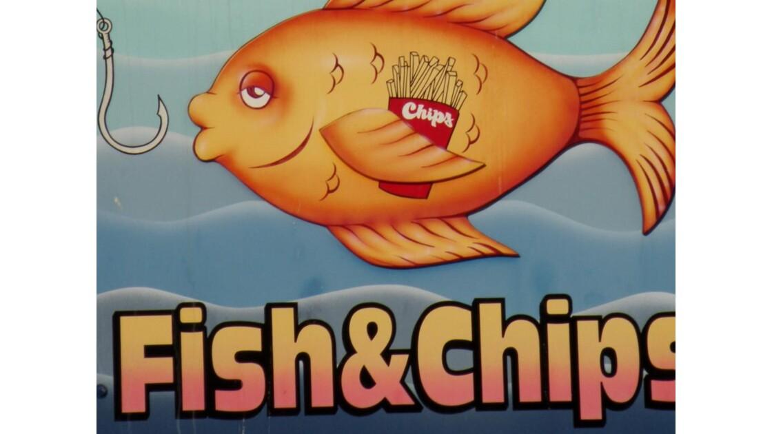 Fish & Chips, Santa Barbara, CA, USA