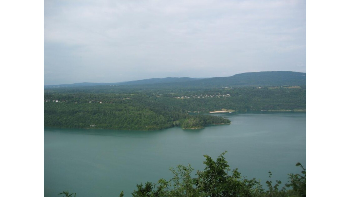 Lac de Vouglans Jura