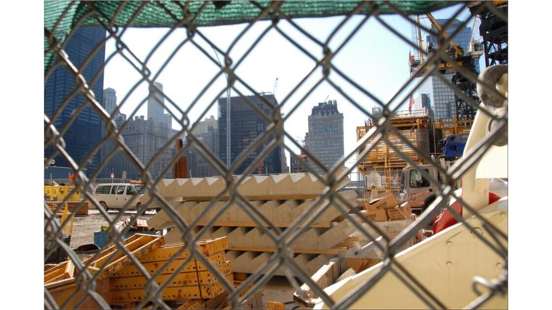 Ground Zero au travail!