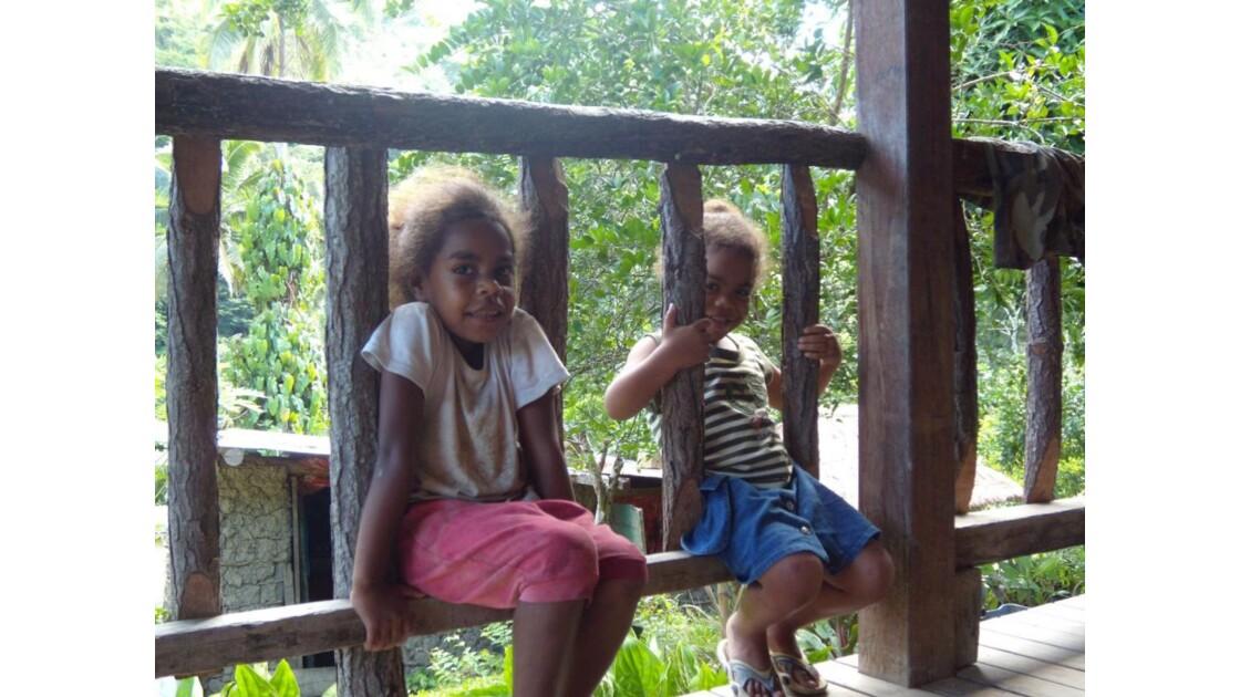 Les Enfants Kanak